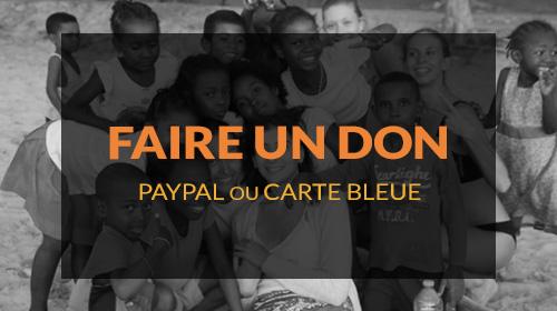 Faire un don centre d accueil pour enfants et personnes agées à Madagascar