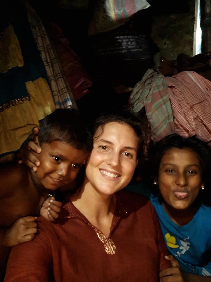 Dispensaire en Inde bénévolat bénévole humanitaire