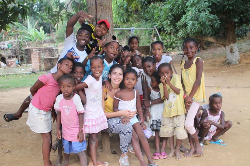 Centre d'accueil à Madagascar projet humanitaire