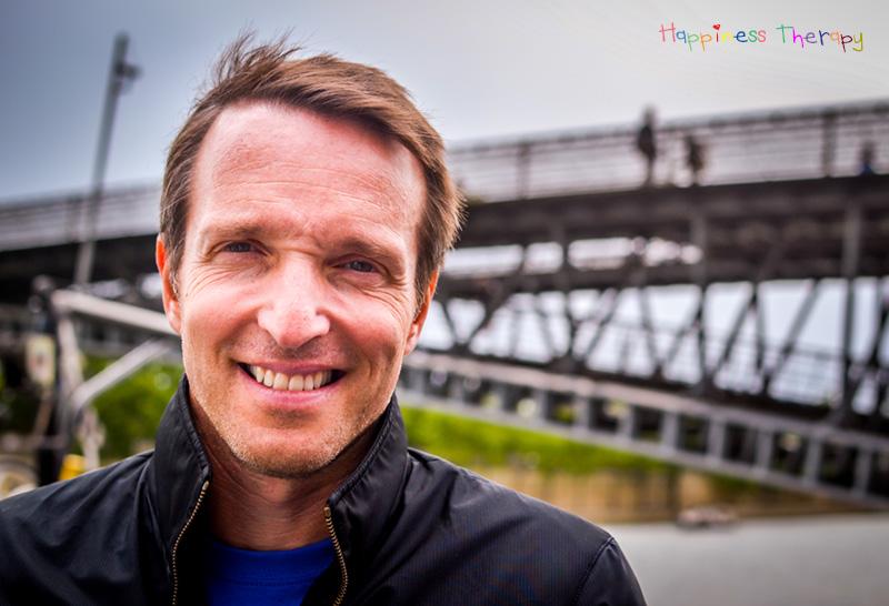 """Stéphane Rotenberg (journaliste, animateur et producteur TV) : """"Le bonheur, c'est le plus de plaisir possible, dans le plus de domaines possibles."""""""
