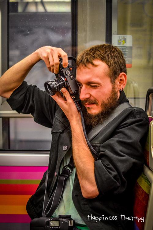 """Constantin Mashinskiy : """"Ce sont les choses qu'on apprécie de faire chaque jour."""""""