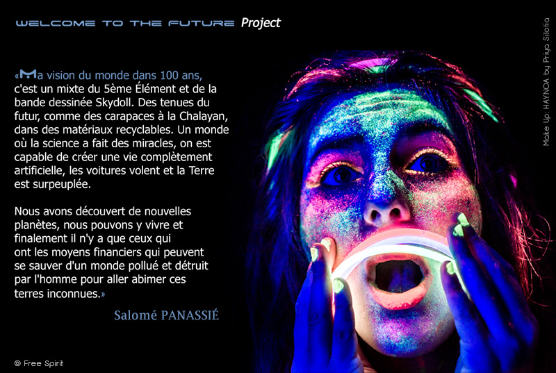Welcome to the future project by Free Spirit
