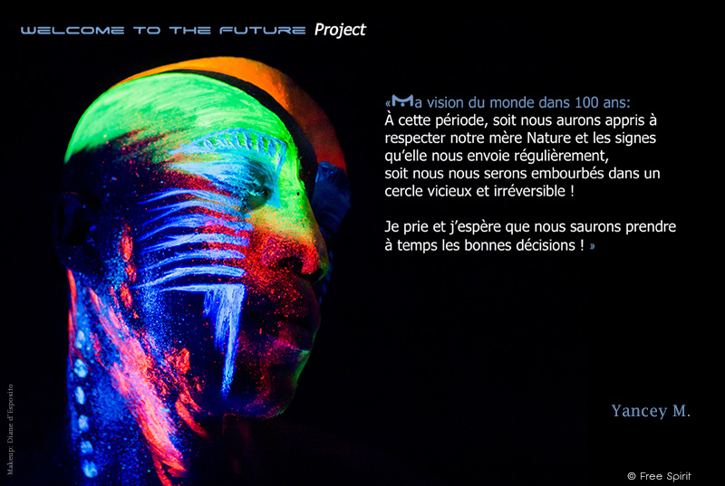 Welcome to FUTURE project by Free Spirit